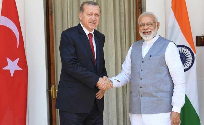 Turkish President Recep Tayyip Erdogan, PM Narendra Modi Hold Bilateral Talks: Highlights