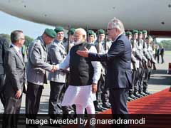 Europe Must Take Lead Role In Fighting Terrorism, Says PM Modi In Germany