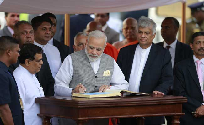 PM Narendra Modi Assures Sri Lanka Of India's Support Amid Chinese Concerns