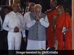 Live: PM Narendra Modi Addresses Sri Lankans In Dickoya