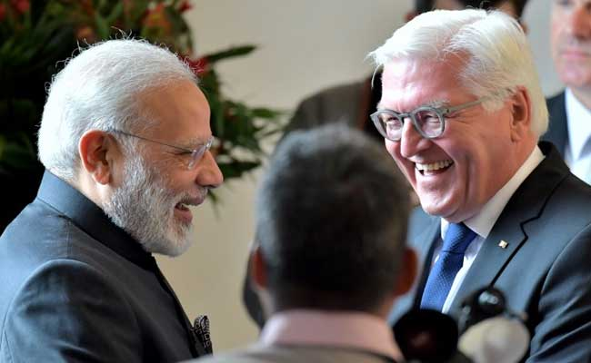 PM Narendra Modi Visits Berlin, 'Bursting With Friendliness': Foreign Media