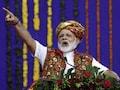 PM Narendra Modi Inaugurates Projects Worth Rs 993 Crore In Gujarat