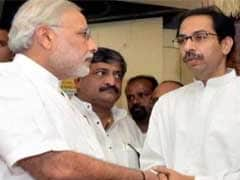 Narendra Modi Government Only 'Inaugurated, Renamed' UPA Projects: Shiv Sena