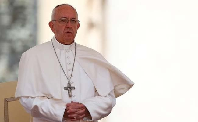 Pope Warns Of 'Dangerous Alliances' Among G20 Powers
