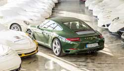 54 Years Later The One Millionth Porsche 911 Rolls Out Of The Factory