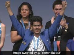 Indian Teenager Wins World's Largest Pre-College Science Competition In United States
