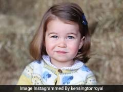 Prince William, Kate Middleton Release Princess Charlotte's Picture On Second Birthday