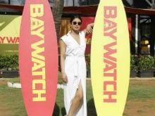 <i>Baywatch</i>: Priyanka Chopra Says She Tried Hard To Be A 'Jerk' On Sets
