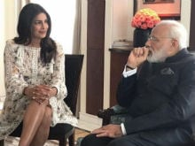 Priyanka Chopra And PM Narendra Modi Met In Berlin. See Pics