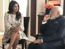 Priyanka Chopra Dresses Down Trolls After Meet With PM Modi: Foreign Media