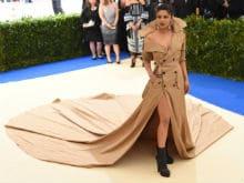 Priyanka Chopra Tells Jimmy Kimmel The Story Behind Her Met Gala Dress
