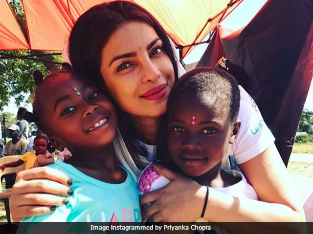 Priyanka Chopra: I Take My Social Responsibility Seriously