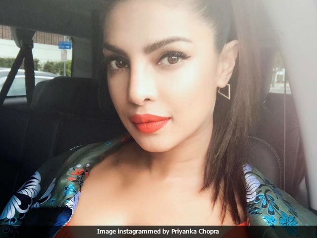Priyanka Chopra Has A Cannes Connection This Year