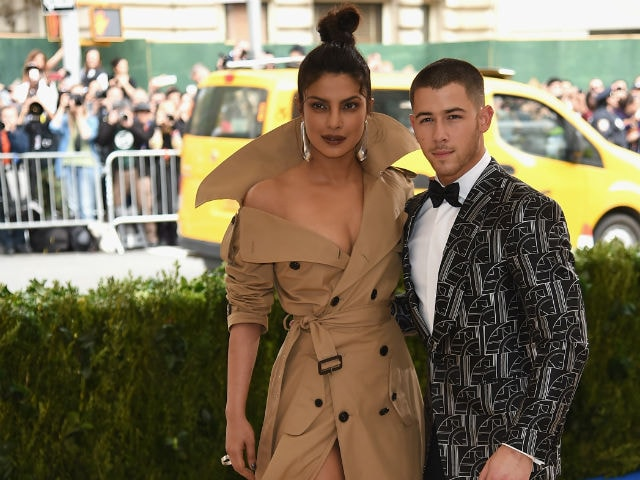 Met Gala 2017: See Priyanka Chopra Through Singer Nick Jonas' Lens