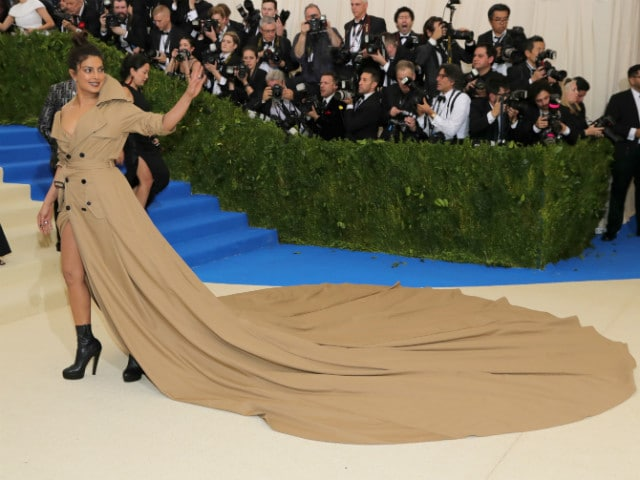 Priyanka Chopra Wasn't Offended By Jokes On Met Gala Dress. Here Are Her Favourites