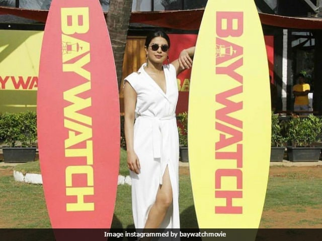 Miami, Please Welcome Priyanka Chopra. Ready For Baywatch?