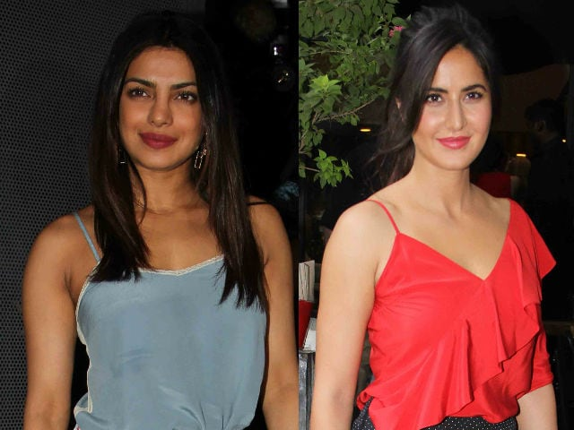 'Chal Na, Katrina': Priyanka Chopra's Baywatch-Style Welcome For Katrina Kaif