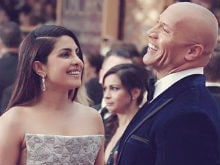 Priyanka Chopra Posts A Sweet Message For Her <i>Baywatch</i> co-star Dwayne Johnson On His Birthday