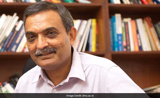 IIM Udaipur's Professor Janat Shah Re-Appointed As Director