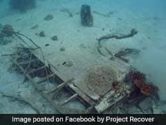 Two World War II Aircraft Missing For 70 Years Found Under Water
