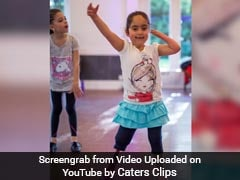 Little Girl Dances In Her New Prosthetic Leg And We're Not Crying, You Are!