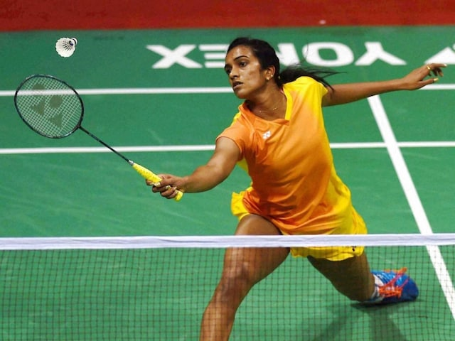 PV Sindhu Elected As BWF Athletes Commission Member