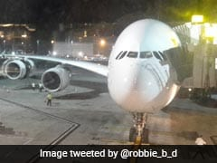 Qantas Plane, With Hundreds On Board, Turns Back After Engine Fails