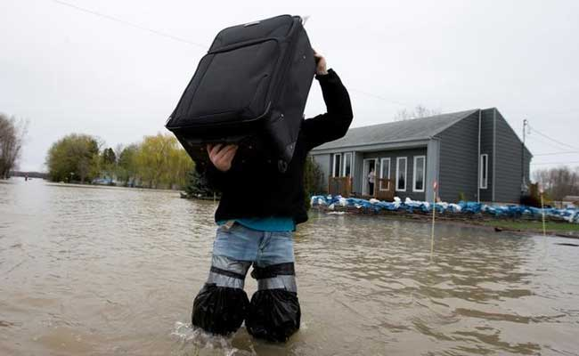 Canada's Quebec Battles Floods; State Of Emergency Declared, Military Called In