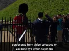 'Stay Away' Queen's Guard Yells At Tourist. He Just Wanted A Photo