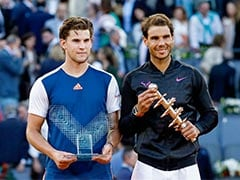 Rafael Nadal Edges Out Dominic Thiem For Fifth Madrid Masters