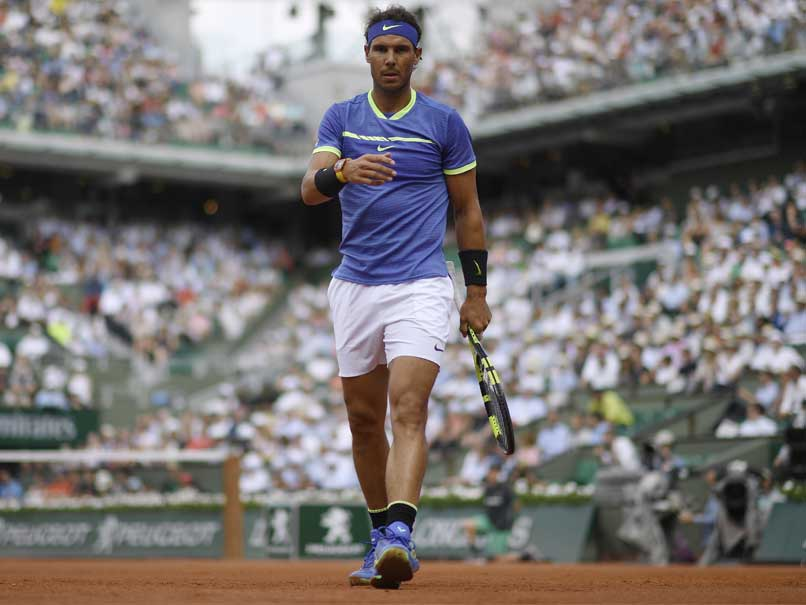 TV Reporter Kiss Incident 'Uncomfortable' Viewing, Says Rafael Nadal