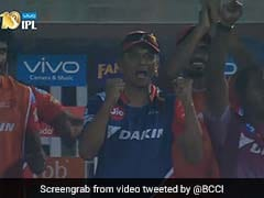 Gujarat Lions vs Delhi Daredevils: Twitter Can't Get Enough Of Rahul Dravid's Animated Celebration