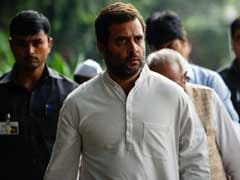 """Old Guards Have Sabotaged Rahul Gandhi"": Sena On Congress Letter Row"