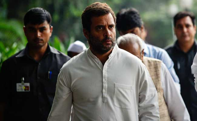 Rahul Gandhi To Embark On 'Mission South' This Weekend