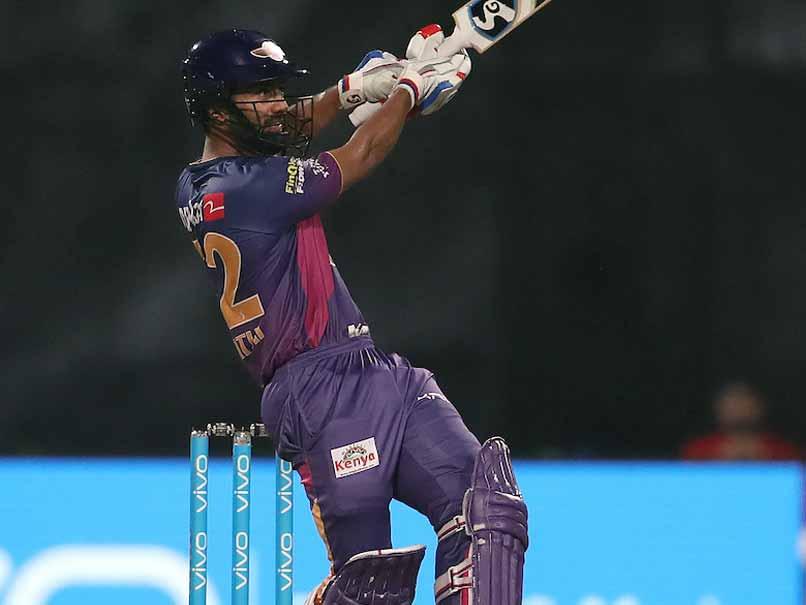 IPL Highlights, KKR vs RPS: Rahul Tripathi Stars As Pune Beat Kolkata By 4 Wickets