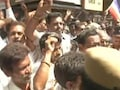 Rajinikanth Fans Come Out On Chennai Streets To Support His Entry In Politics