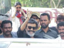 Rajinikanth Is Filming <i>Kaala Karikaalan</i> In Mumbai. See Pics From The Sets
