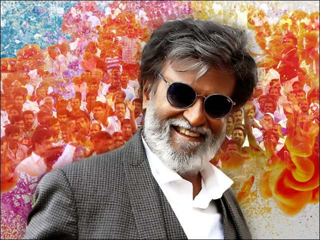 Super Star Rajinikanth