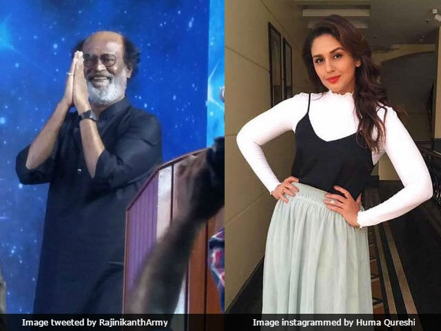 Rajinikanth's Next Co-Star Is Huma Qureshi. Details Here