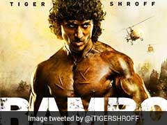 RamboRemake: क्या बात है ! टाइगर श्रॉफ को खुद असली 'रैंबो' ने दे दी फिल्म के लिए बधाई...