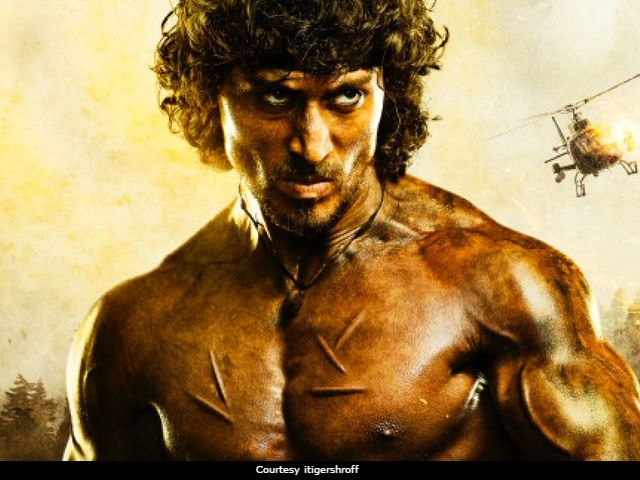 Tiger Shroff In Rambo Remake. What Sylvester Stallone Says