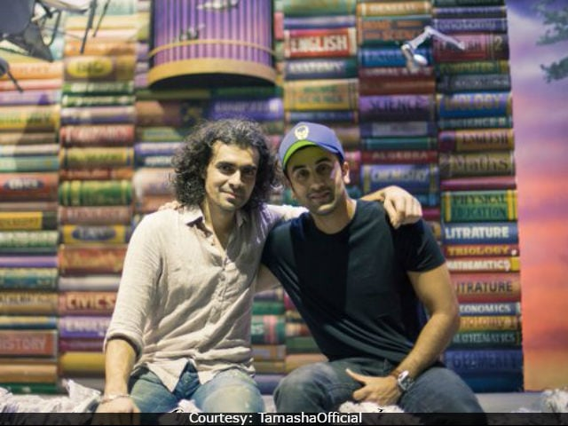 Imtiaz Ali 'Always Expects' To Work With Ranbir Kapoor