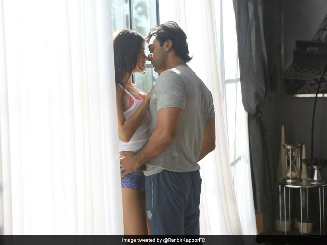 Ranbir Kapoor's Pics With 'Mystery Woman' Are Breaking The Internet