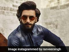 'पद्मावती' के सेट पर चोटिल हुए थे रणवीर सिंह, अब लंदन में देखेंगे इंडो-पाक चैंपियंस ट्रॉफी