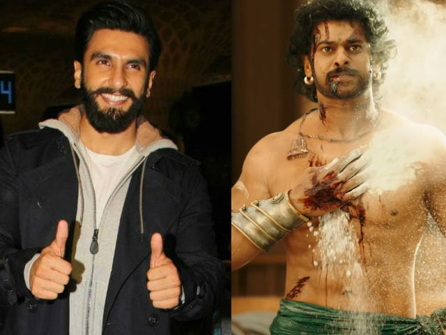 Baahubali 2: Ranveer Singh's Review Of Rajamouli's Film Is A Must-Read