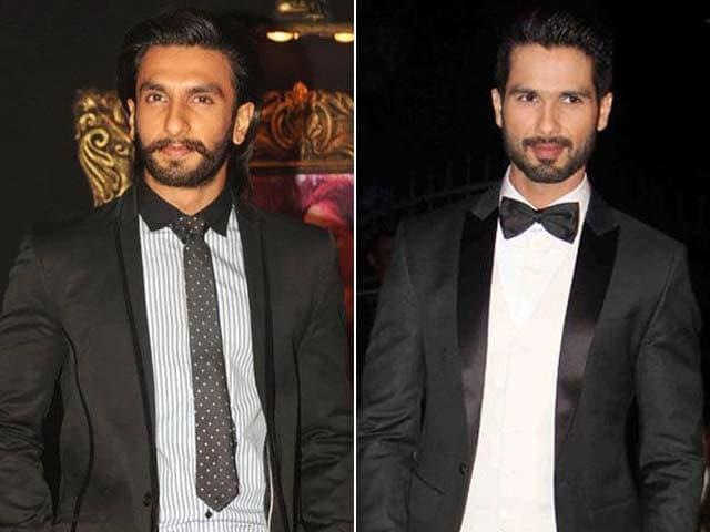 Ranveer Singh, Shahid Kapoor Have Been Shooting Separately For Padmavati. Here's Why