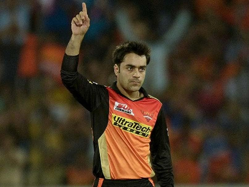 IPL Player Auction: Rashid Khan, 19, Retained By Hyderabad For Rs 9 Crore