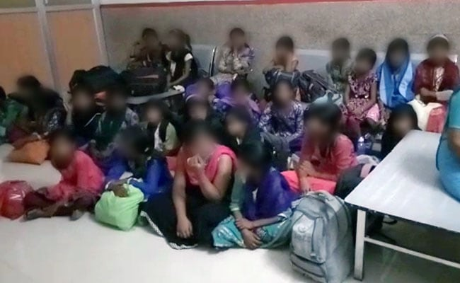 Over 50 Children Pulled Off Train, 'Held' At Police Station In Madhya Pradesh