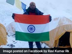 Survival Chances Slim For Missing Indian Climber Ravi Kumar: Official