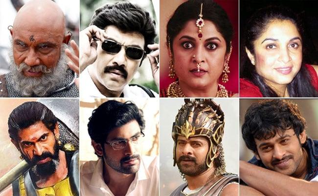 देखिए, असल ज़िन्दगी में कैसे दिखते हैं सुपरहिट फिल्म 'बाहुबली' के सितारे...